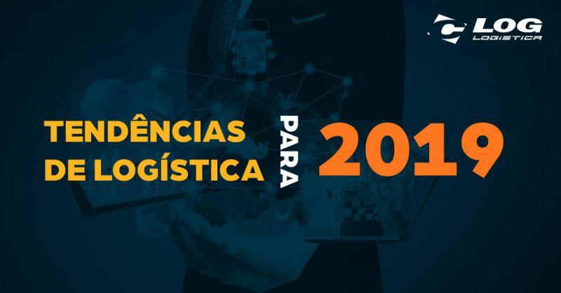 Infográfico: 7 tendências de logística para 2019