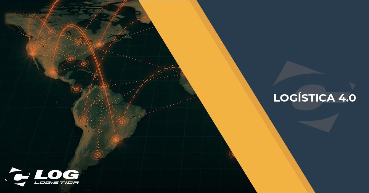 Logística 4.0 e seu papel estratégico dentro das empresas