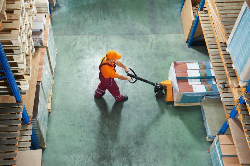 Armazenagem e distribuição logística