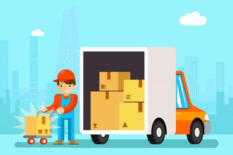 Armazenagem e distribuição de materiais