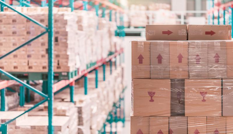Armazenagem e distribuição de produtos