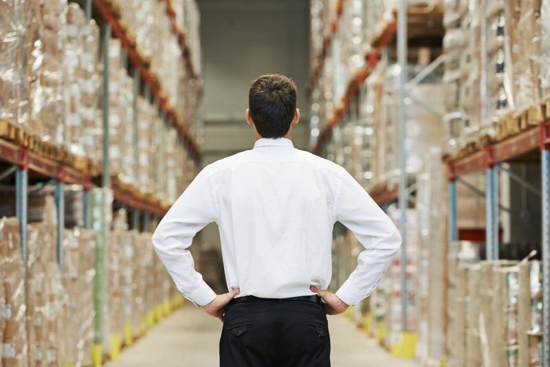 Distribuição e armazenagem na logística