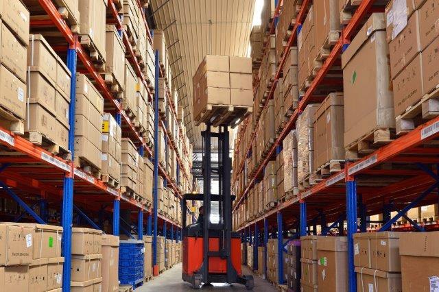 Empresa de armazenamento
