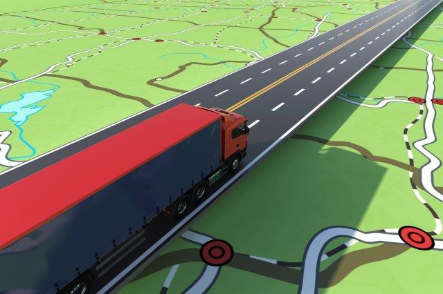 Empresa de transporte logística