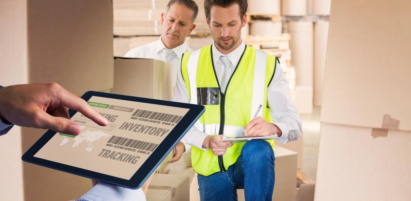 Empresas de logística e distribuição