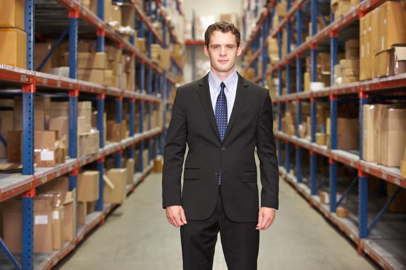 Gestão de estoque armazenagem e distribuição