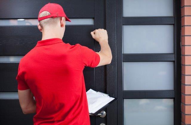 Logística porta a porta