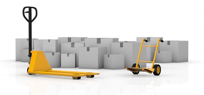Manuseio e movimentação de materiais