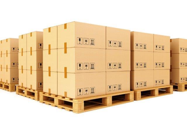 Movimentação de materiais logística