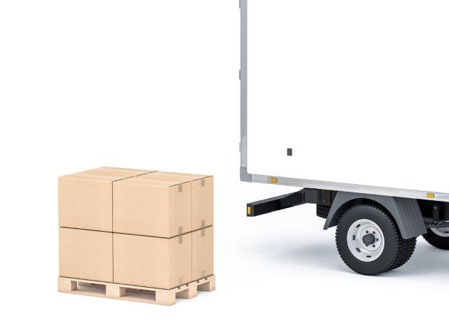 Serviço de transporte rodoviário de carga