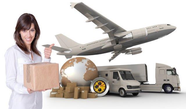 Transporte aéreo de carga empresas