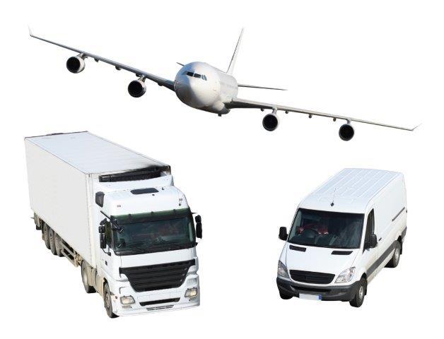 Transporte aéreo de carga sp