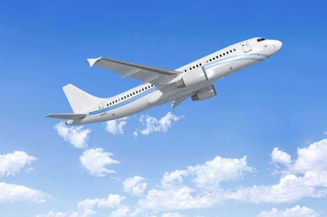 Transporte aéreo valor