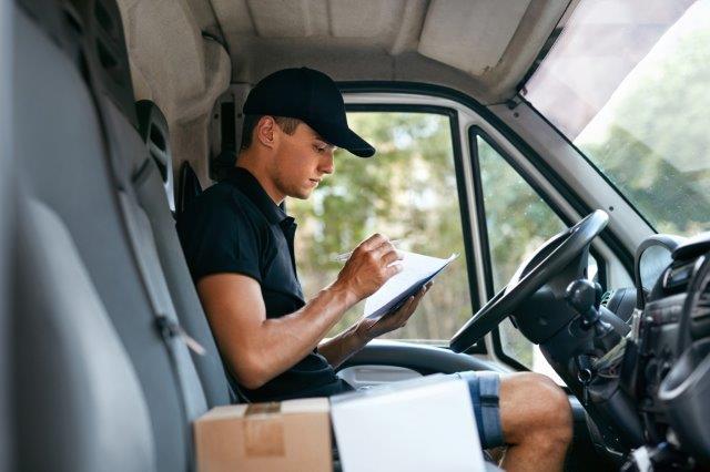 Transporte de material promocional em sp