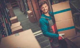 Empresa de terceirização logística